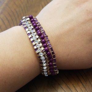 Jewelry - 3 for $10 Unique bracelet